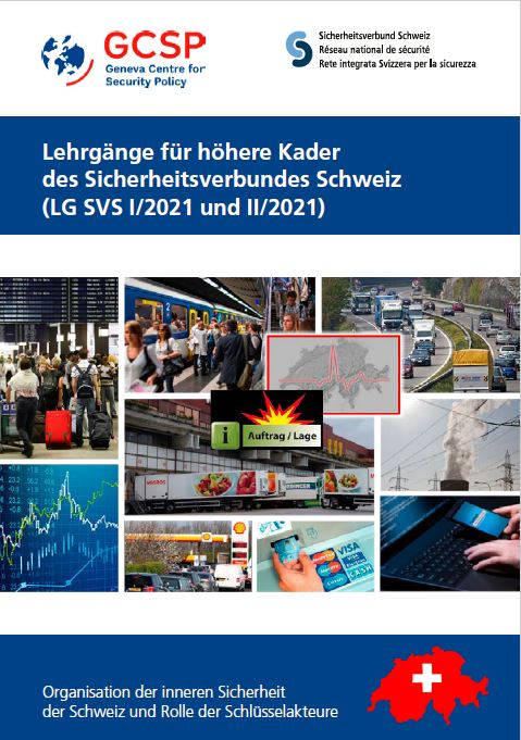 GCSP Brochure German